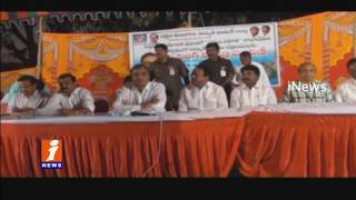 Medical Collage Is Gift For Siddipet People   Laxma Reddy   iNews