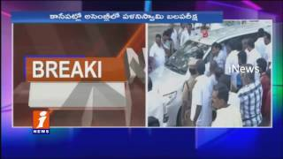 Palanisamy Camp MLAs Reaches To Assembly | Faces Trust Vote Today | Tamil Nadu | iNews
