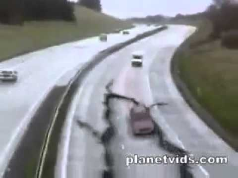 Earthquake Caught on Camera - Shocking Video - Best Funny Video