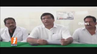MLA Jalagam Venkata Rao Inspects Palvancha Govt Hospital | iNews