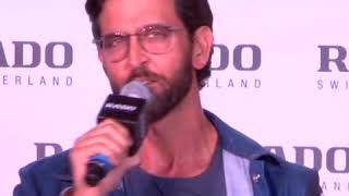 Hrithik Roshan launch Rado new sports collections
