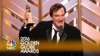 Ennio Morricone Wins Best Original Score at the 2016 Golden Globes