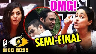 Arshi USES Her Special Power To Save Vikas And Priyank, Arshi CALLS Hina Khan Naagin | Bigg Boss 11