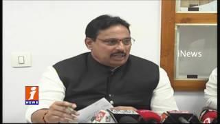 Danam Nagender Addresses Media and Slams CM KCR Over Unemployment   Telangana   iNews