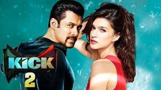 Salman Khan To Romance Kriti Sanon In Kick 2
