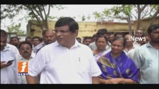 TRS MLA Jalagam Venkat Rao Stars Badi Bata Awareness Programme In Sitampeta Banjara | iNews