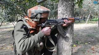 Forces Lay Siege to Five Villages in Pulwama