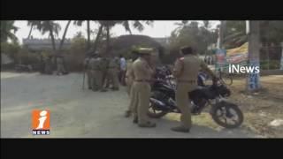 Tension In Tundurru Village   People Hunger Strike Against Aqua Food Park   iNews