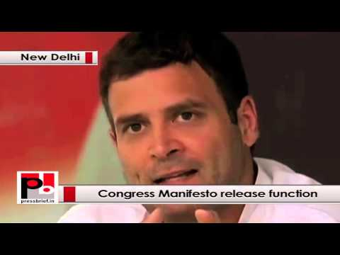 Rahul Gandhi- Congress will again in this election
