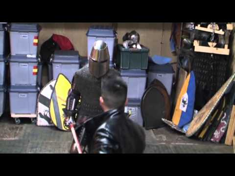 Medieval Martial Arts Gains Popularity in Japan News Video