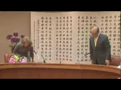 Okinawa governor urges US  to reduce base 'burden' News Video