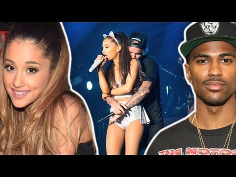Ariana Grande - Used the Biebs to Make Big Sean Jealous?