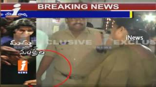 Actress Charmi Complaints To SITOfficials On Excise Constable Misbehaviour | Narcotics Case | iNews