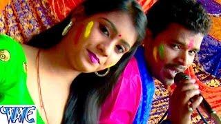 Holiya Me Chaudi Bhatar Khatir Rusal Biya - Rang Dale Da Holi Me - Pramod Premi - Bhojpuri Hot Holi Songs