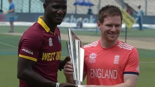 World T20- Six Appeal as England Face West Indies in Marquee Clash - Sports News Video