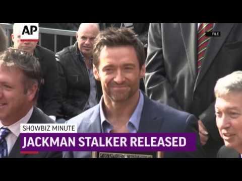 ShowBiz Minute- Scott, Jackman, Martin News Video