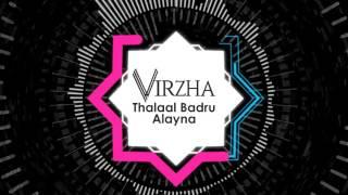Virzha - Thalaal Badru Alayna (Official Lyric Video)