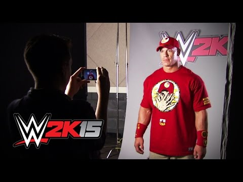 WWE 2K15 Commercial- John Cena — Behind the Scenes - WWE Wrestling Video