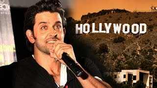 After Kaabil, Hrithik Roshan To Sign A HOLLYWOOD Movie