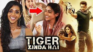 Interview With Anupriya Goenka For Film Tiger Zinda Hai