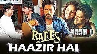 RAEES Controversy- Shahrukh Khan MEETS MNS Raj Thackeray, Raees Trailer BEATS Kaabil Trailer