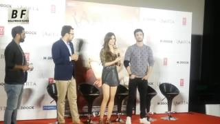 RAABTA Official Trailer Launch | Sushant Singh Rajput | Kriti Sanon | Jim Sarab