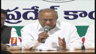 People Hopes on Budget After Notes Ban, Its Has Disappointed All | Jaipal Reddy | iNews