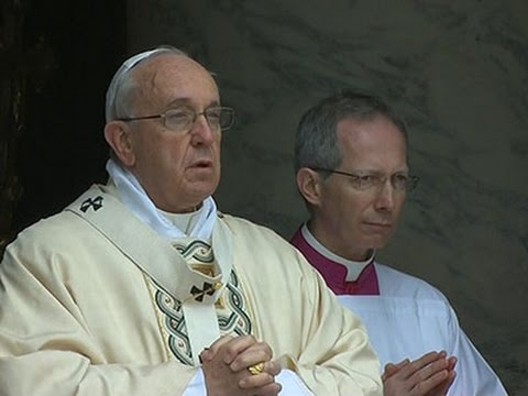 Pope Francis Calls for Peace in Easter Message News Video
