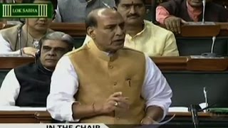 Flip-flop has taken place in Ishrat case which spoilt the case: Rajnath Singh