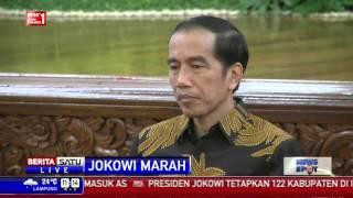Beginilah Ekspresi Jokowi Tanggapi Polemik Politik Indonesia
