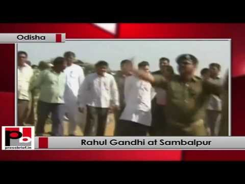 Rahul Gandhi in Odisha visits boat tragedy site at Sambalpur, meets victims' family