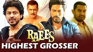 Shahrukh COMPARES Raees With Sultan & Dangal, Raees Is Shahrukh's 4th Highest Grosser