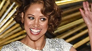 Stacey Dash Drops CONFUSING Joke at Oscars 2016