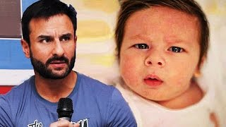 After Controversy, Kareena & Saif To Change Son Taimur's Name