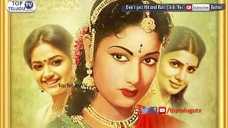 Mahanati Savitri Motion Teaser | Women's Day Special | Samantha | Keerthy Suresh | Top Telugu TV