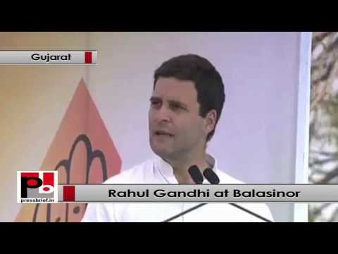 Rahul Gandhi - Hitler never realised the power of the people