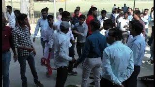 मोहन भागवत पर टिप्पणी से बरेली कालेज में हंगामा, ABVP कार्यकर्ताओं ने की तोड़फोड़