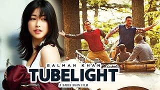 Salman & Zhu Zhu To Promote Tubelight In China, Salman's NEW Tubelight Poster Out