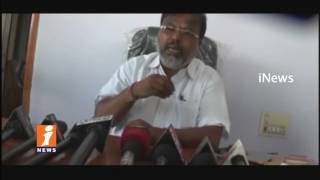 ZPTC Arukalla Veeresalingam Quits TRS Party In Karimnagar Due To Harassment | iNews