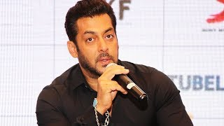 Salman Khan's WARNING For His Trollers - Didn't Want To Ruin Their Future