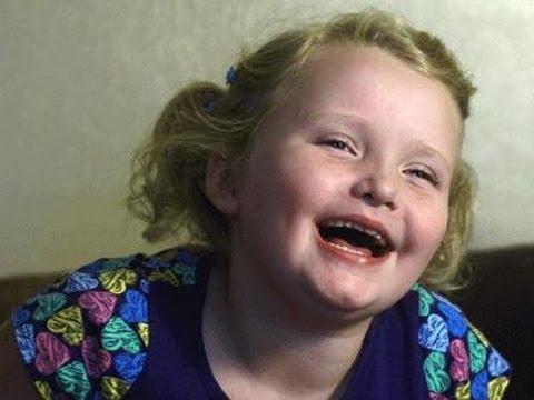 TLC Cancels 'Honey Boo Boo' Series News Video