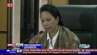 Menteri BUMN Sebut Impor untuk Jaga Stok Selama Ramadan