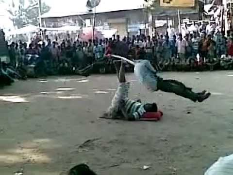 Horrible Street Circus Funny Video