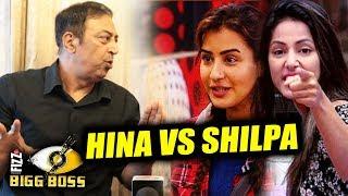 Vindu Dara Singh OPENS On Hina Khan And Shilpa Shinde's NATURE | Bigg Boss 11