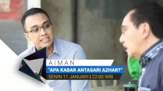 AIMAN - Apa Kabar Antasari Azhar (Senin 11 Januari 2016)