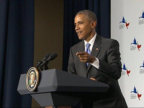 Obama Cautiously Optimistic on Future With Cuba News Video