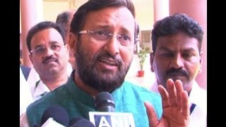 Environment Ministry will implement Solid Waste Management rule on April 5- Javadekar - News Video