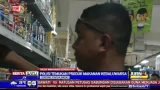 Polisi Razia Produk Kedaluwarsa di Swalayan Sorong