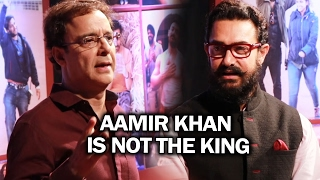Aamir Khan Is NOT The King, The Film's Story Is The King - Vidhu Vinod Chopra