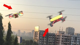 FLYING A DRONE IN INDIA - DJI SPARK